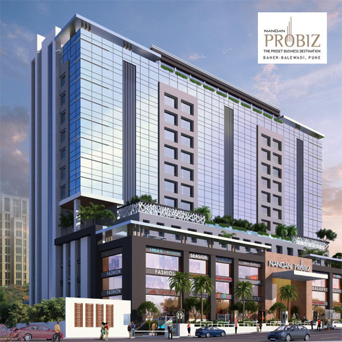 nandan-probiz-elevation
